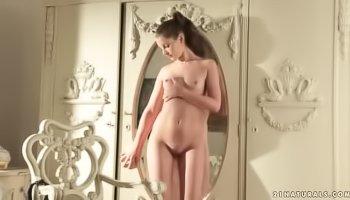 Luxurious masturbation from a princess
