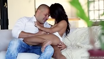 Latina chick is getting banged wildly