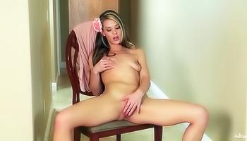 She's always masturbating in hallways